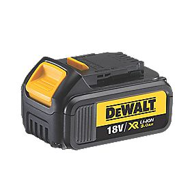 DeWalt DCB180-XJ 18V 3Ah XR Li-Ion Battery