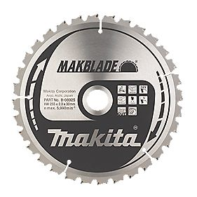 Makita Circular Saw Blade 48T 255 x 30mm