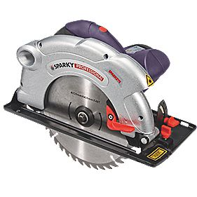 Sparky TK 85 235mm Circular Saw 110V