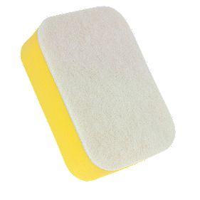 Dual Purpose Grout Sponge Pack of 4