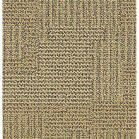 Heuga Really Random Carpet Tiles Sandstone 500 x 500mm Pack of 16