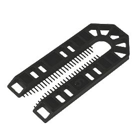 Broadfix Plastic Shims Large 101 x 6 x 43mm Pack of 200