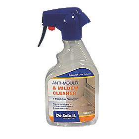 De.Solv.It Anti-Mould & Mildew Spray 500ml