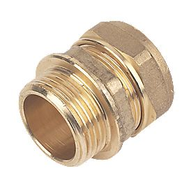 Male Coupler 28mm x 1""