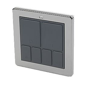 Mood Lighting Controller with Li-Ion Power & LED Indicator Black Nickel