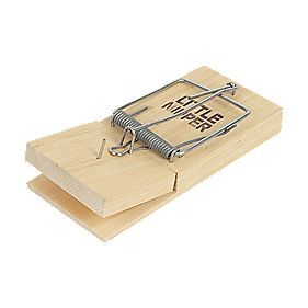 Procter Little Nipper Mousetraps Pack of 4
