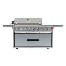 Swiss Grill Z2-650D Zurich 6-Burner Gas Barbecue