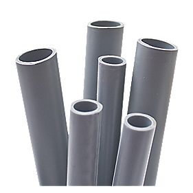 PolyPlumb Push Fit Barrier Pipe 15mm x 2m