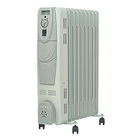 HD901-9Q Oil-Filled Portable Convector Radiator 2W