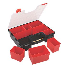 Forge Steel Deep 8-Compartment Organiser