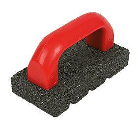 Forge Steel Rub Brick