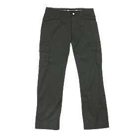 "Helly Hansen Durham Service Trousers Black 39"" W 33.5"" L"