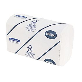 Kleenex Hand Towels & Dispenser Pack of 1860
