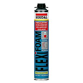 Soudal Flexible Expanding Foam 750ml