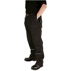 "Erbauer Multi Pocket Work Trouser 32""W 33""L"