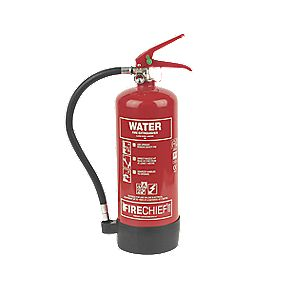 Firechief Fire Extinguisher Water Additive 3Ltr