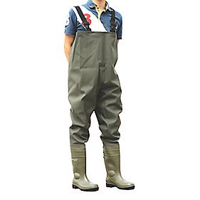 Dunlop Acifort A252931CW 142VP PT Chest Wader Size 10