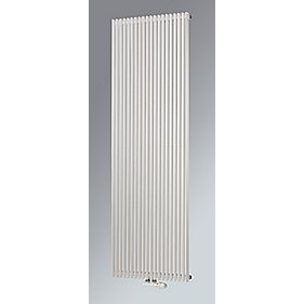 Aurora Vertical Designer Radiator White 1800 x 600mm 4913BTU