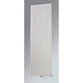 Ximax Aurora Vertical Designer Radiator White 1800 x 600mm 4913BTU