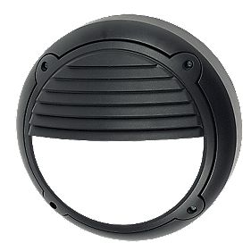 ASD HR2/BLL516 Low Energy Circular Bulkhead Black 16W