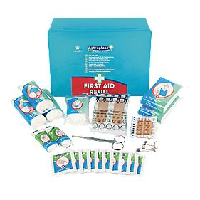 Green Box PCV First Aid Kit Refill