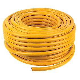 "¾"" Hose Yellow 50m"