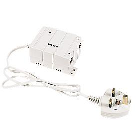Labgear MSA111/S VHF/UHF Aerial Amp 1-Way 1-Input/ 1-Output