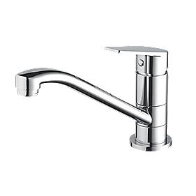 Bristan EasyFit Cinnamon Mono Mixer Kitchen Tap Chrome