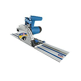 Scheppach PL45MM 145mm Plunge Saw 240V with 800mm Guide Rail