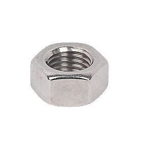 Hex Nuts A4 Stainless Steel M20 Pack of 50