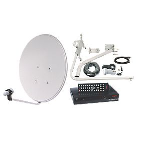 HD Complete Satellite Kit