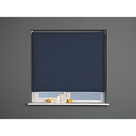 Blackout Blind Navy 90 x 170cm
