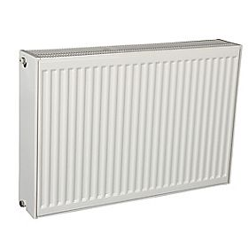Kudox Premium Type 33 Triple Panel Convector Radiator White 300x1600mm