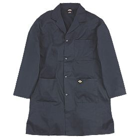 "Dickies Redhawk Warehouse Coat Navy Large 44-46"" Chest"