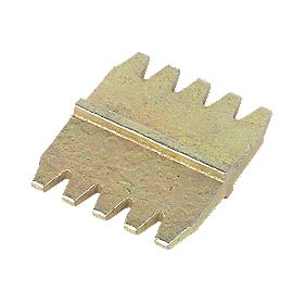 Combs Zinc Plated Pack of 10