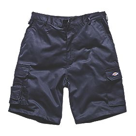 "Dickies Redhawk Multi-Pocket Shorts Navy 32"" W"
