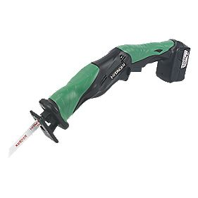 Hitachi CR10DL 10.8V 1.5Ah Li-Ion Cordless Reciprocating Saw