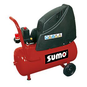 Sumo SMB158CPR 24Ltr Air Compressor 1.5hp 230V
