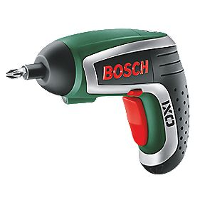 Bosch Green IXO IV Screwdriver