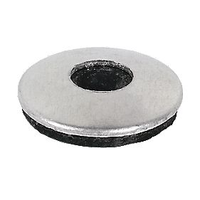 Aluminium Washers 14mm Pack of 100