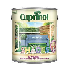 Cuprinol Garden Shades Forget Me Not 2.5Ltr