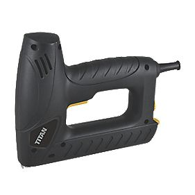 Titan TTB515STP 15mm Corded Nailer / Stapler 240V