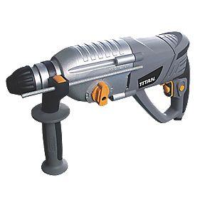 Titan TTB277SDS 3.5kg SDS Plus Rotary Hammer Drill 230V