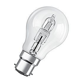 Osram BC Classic ECO Superstar GLS Halogen Lamp BC 116W