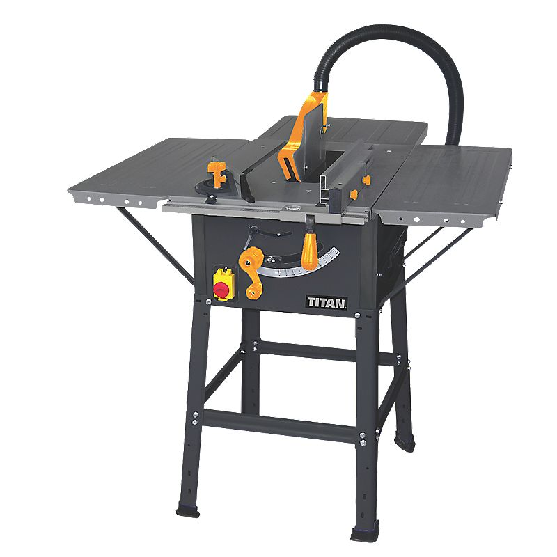 For titan ttb554tas 250mm table saw 230 240v deal for 99 table saw