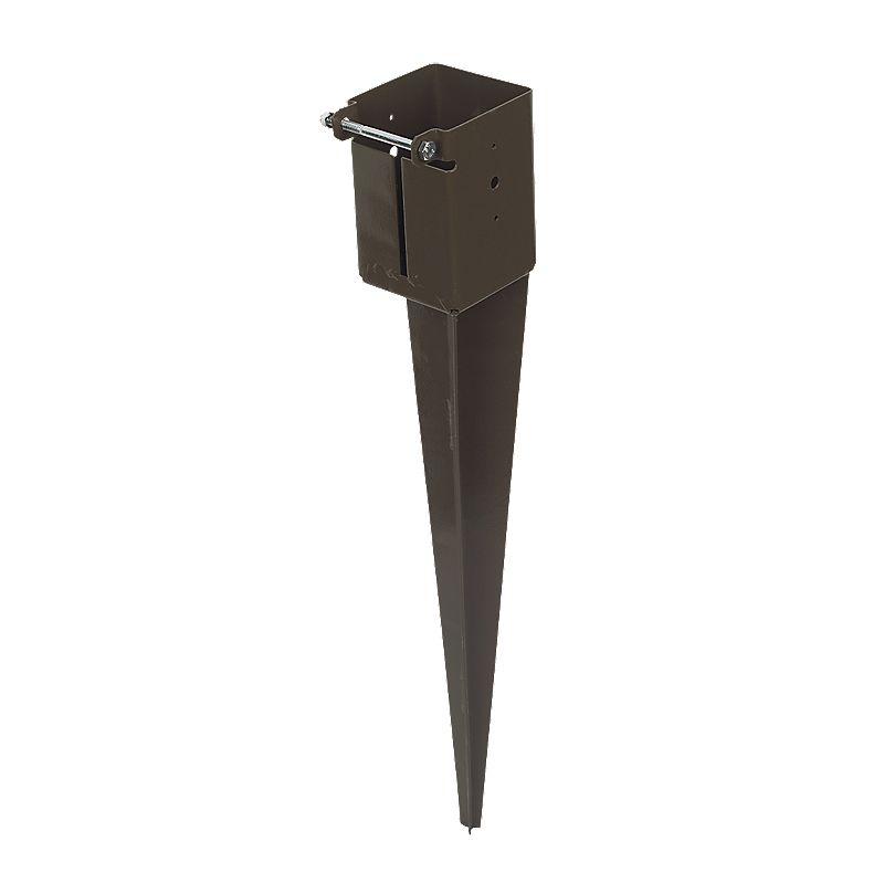 Fence Post Spike 100 x 100mm Pack of 2
