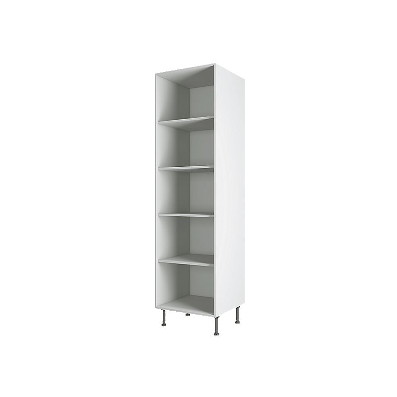Kitchen larder shop for cheap fridges and save online for Cheap tall kitchen units