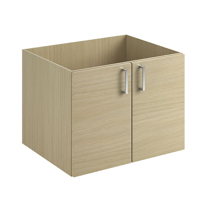 Wickes galway base unit oak effect 600mm for Cheap kitchen base units 600mm