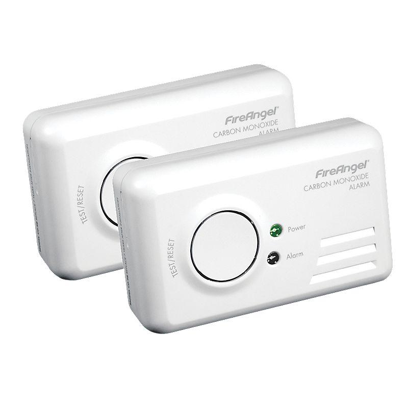fireangel w2 co 10xq wireless interlink carbon monoxide alarm. Black Bedroom Furniture Sets. Home Design Ideas