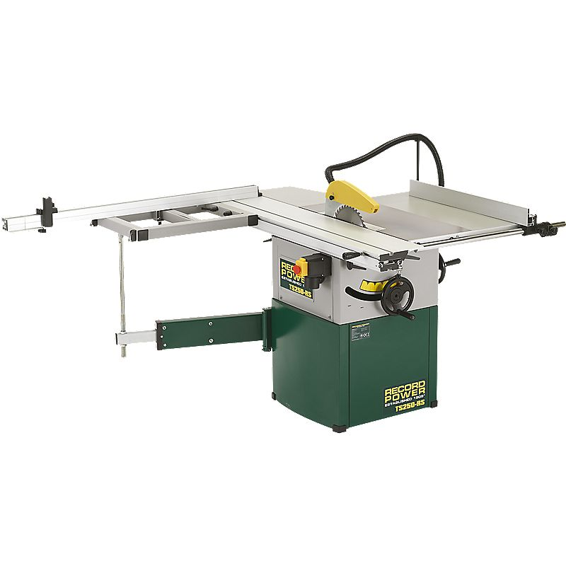 for record power ts250rs pk scr 254mm table saw